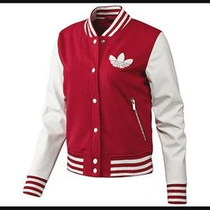 SOLD SOLD Women's Large Adidas collegiate jacket